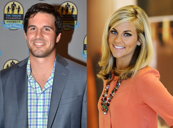 Espns Samantha Steele And Nfl Star Christian Ponder Engaged E News