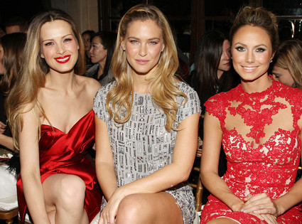 Petra Nemcova, Bar Refaeli, Stacy Keibler