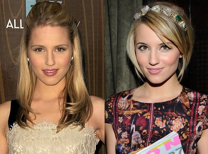 Hair-Raising Haircut Gallery, Dianna Agron