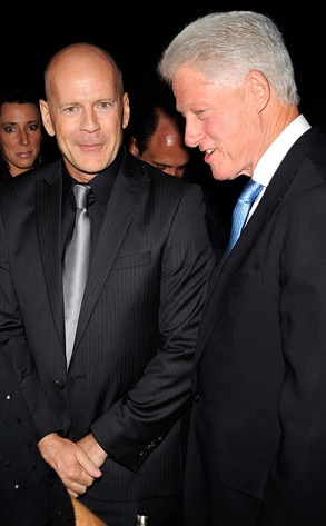 President Day Gallery, Bruce Willis