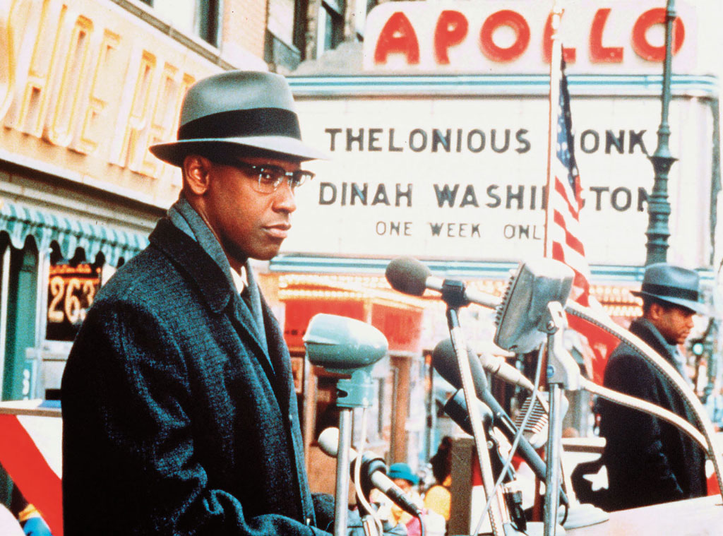 Denzel Washington, Malcolm X