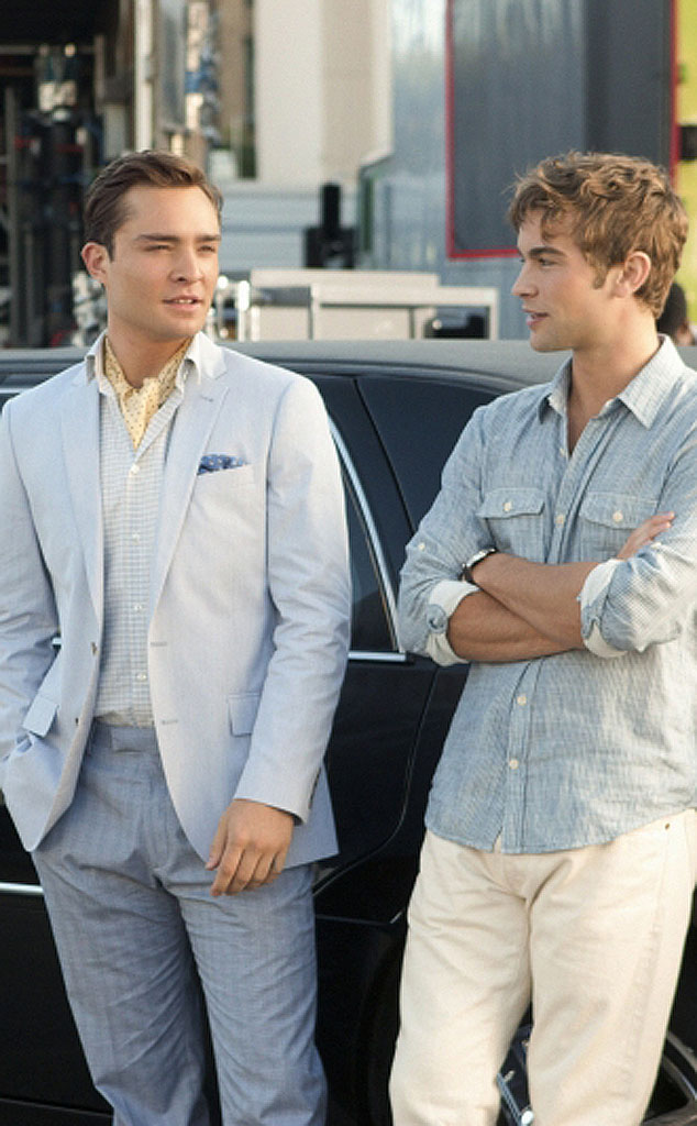 Revisiting Chuck Bass' 10 Most Iconic Outfits Ever on Gossip