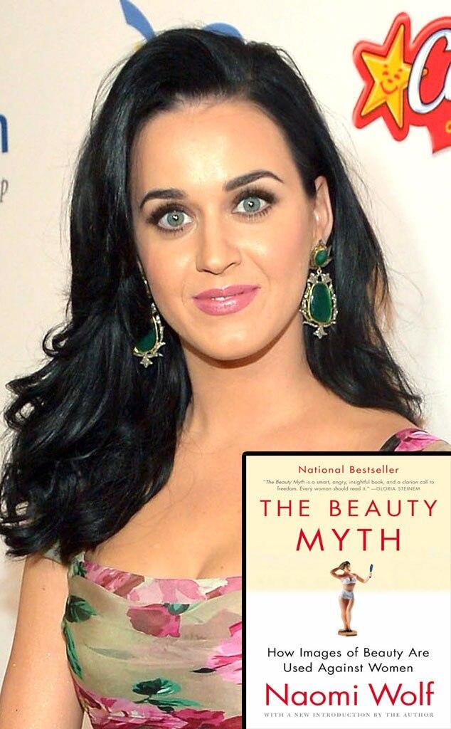 Katy Perry, The Beauty Myth