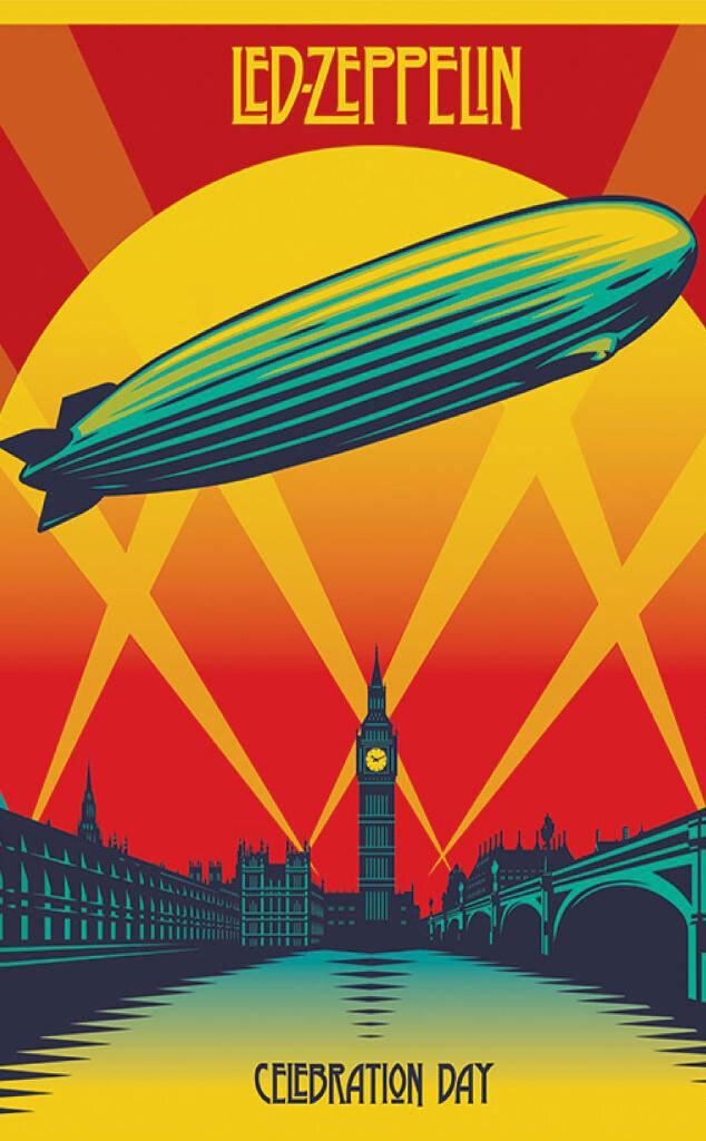 Led Zeppelin, Celebration Day Album