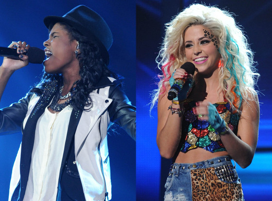 CeCe Frey, Diamond White, X Factor