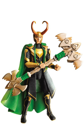 Toy Fair, Loki