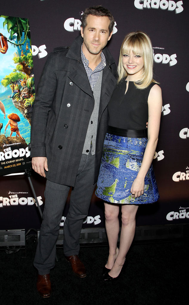 Ryan Reynolds, Emma Stone