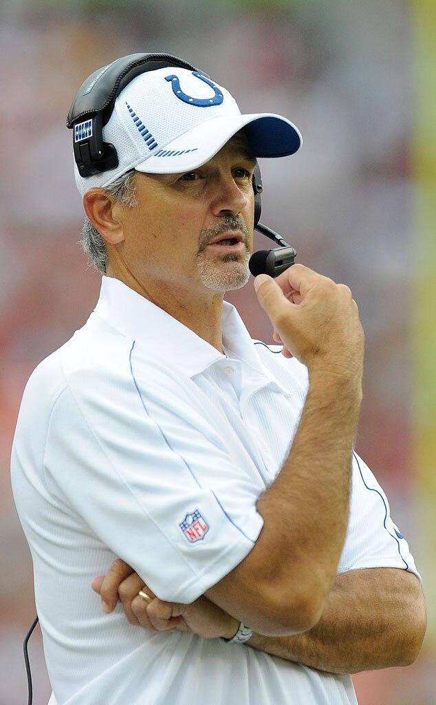 Chuck Pagano, Colts
