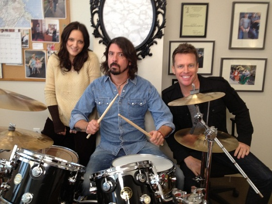 Chelsea Lately, Dave Grohl