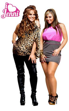Jenni Rivera, I Love Jenni, Chiuis Marin