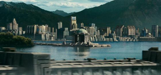 Hunger Games Trailer grabs