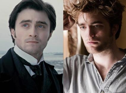 Daniel Radcliffe, Woman in Black, Robert Pattinson, Remember Me