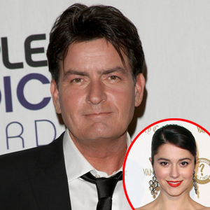 Mary Elizabeth Winstead, Charlie Sheen