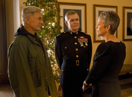 NCIS, Mark Harmon, Jamie Lee Curtis