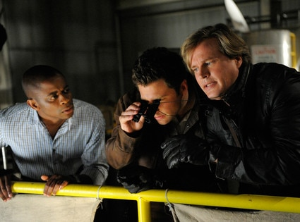 Psych, Dule Hill, James Roday, Cary Elwes