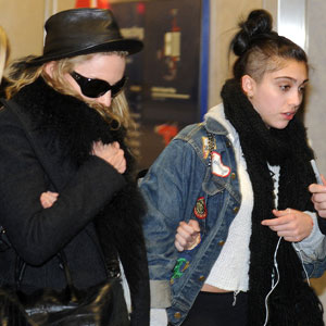 Madonna, Lourdes Leon