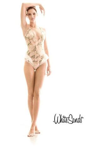 Kendall Jenner, White Sands