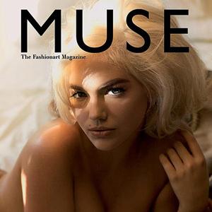 Kate Upton, Muse Magazine