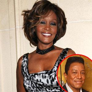 Whitney Houston, Jermaine Jackson