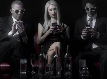 Paris Hilton, Drunk Text Video