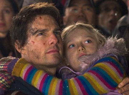 War of the Worlds, Dakota Fanning, Tom Cruise