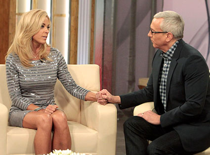Kate Gosselin, Dr. Drew