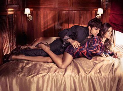 Ashton Kutcher, Alessandra Ambrosio