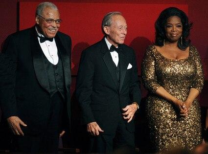 James Earl Jones, Dick Smith, Oprah Winfrey