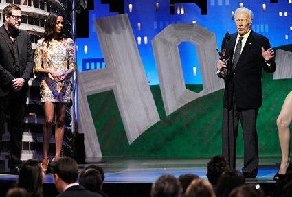 Christopher Plummer, Right Leg, Angelina Jolie