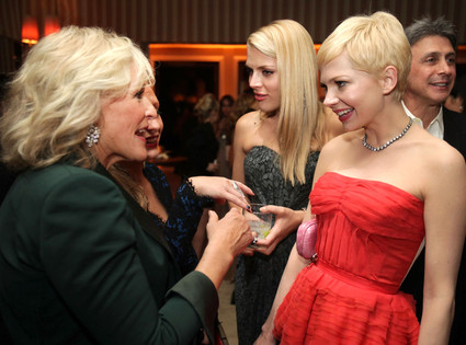 Glenn Close, Busy Philipps, Michelle Williams