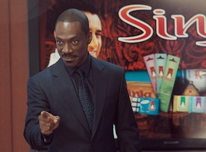 Eddie Murphy, A Thousand Words