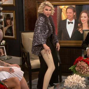 Joan Rivers, Fashion Police