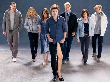 Twilight, Angelina Leg