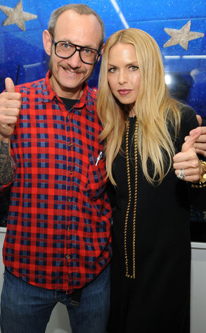 Terry Richardson, Rachel Zoe