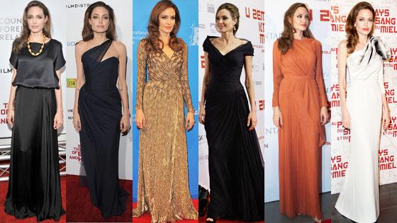 Angelina Jolie, Land of Blood and Honey