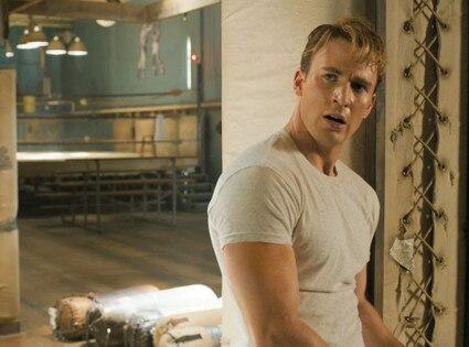 The Avengers, Chris Evans