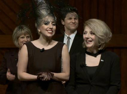 Cynthia Germanotta, Lady Gaga