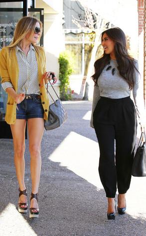 Kim Kardashian, LeAnn Rimes
