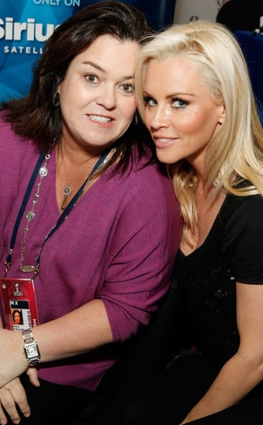 Rosie O'Donnell, Jenny McCarthy