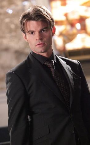 Men of the CW, The Vampire Diaries, Daniel Gillies