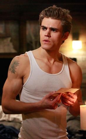 Men of the CW, The Vampire Diaries, Paul Wesley