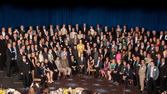Nominees Oscar Luncheon