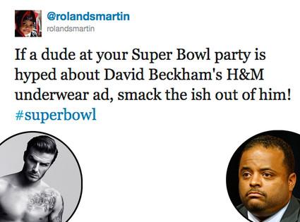 Roland Martin, Twitter