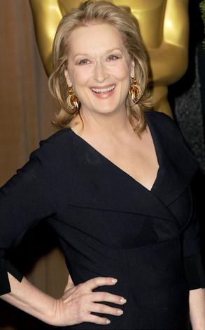Meryl Streep, Oscar Luncheon