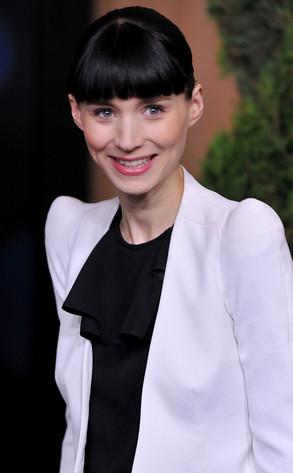 Rooney Mara, Oscar Luncheon