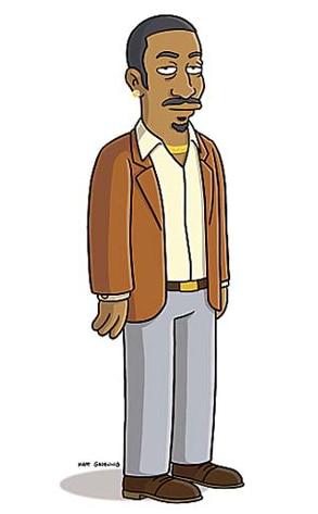 Ludacris, The Simpsons