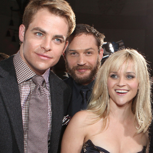 Chris Pine,Tom Hardy, Reese Witherspoon