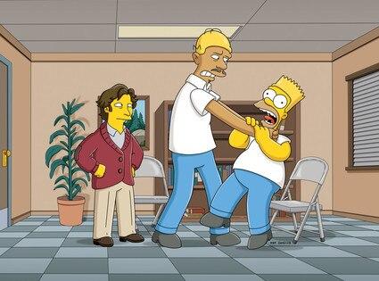 Paul Rudd, The Simpsons