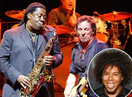 Clarence Clemons, Bruce Springsteen, Jake Clemons