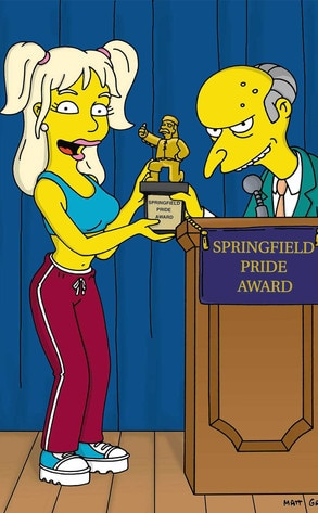 Britney Spears, The Simpsons